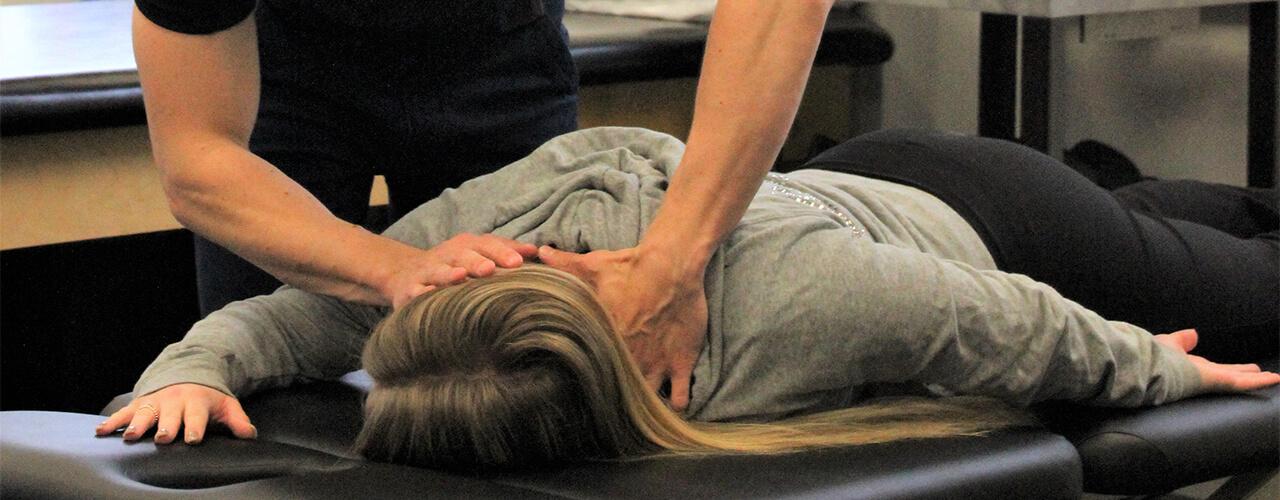 Neck Pain Relief Fairfax, VA