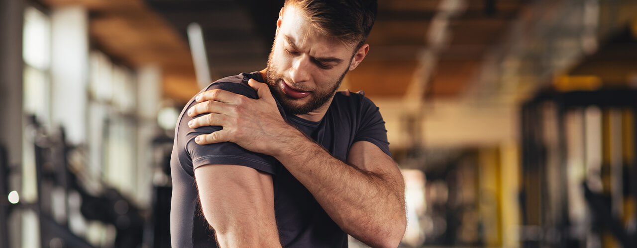 Shoulder Pain Relief Fairfax, VA